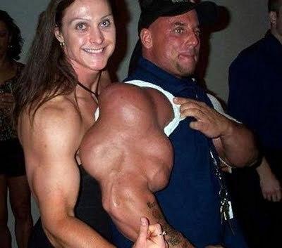 verdens største biceps